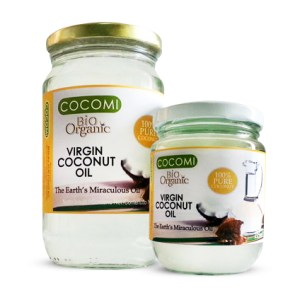 Organic BIO Virgin Coconut Oil