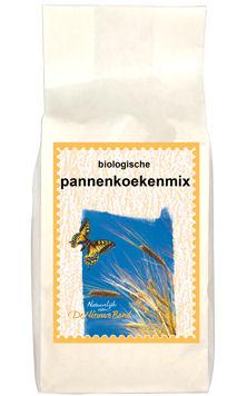 Pannenkoekenmix Biologisch
