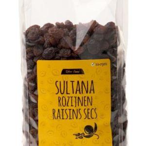 Raw Rozijnen Sultana's - 500 gram