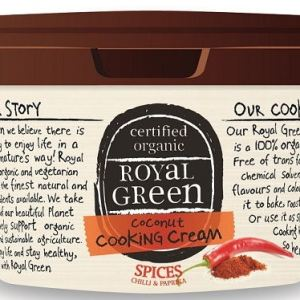 Coconut Cooking Cream Spices