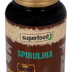 Spirulina 500 mg Bio RAW