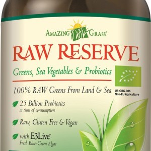 Amazing Grass Raw Reserve Original Poeder