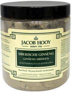 Jacob Hooy Raw Food Siberische Ginseng