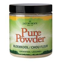 Jacob Hooy Pure Powder Bloemkool 120gr