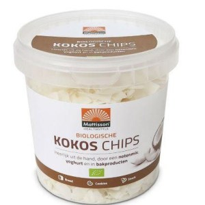 Mattisson HealthStyle Kokos Chips Bio