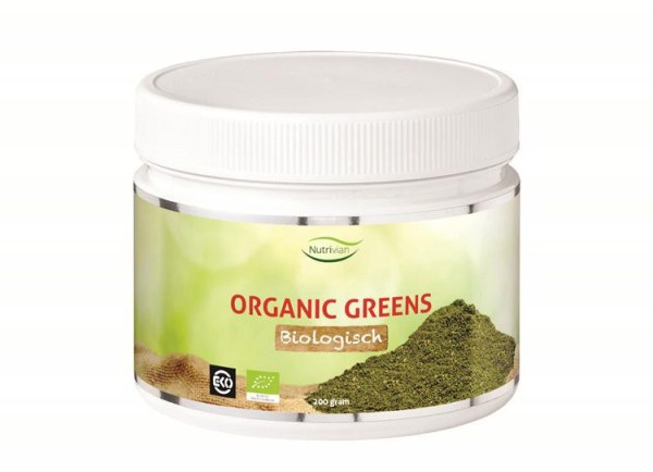 Nutrivian Organic Greens Poeder