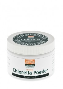 Mattisson HealthStyle Absolute Chlorella Poeder Raw 125gr