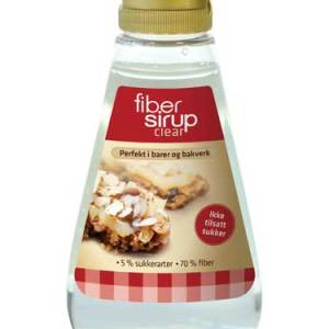 Fiber Syrup - 450 gram - Gold
