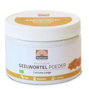 Absolute Curcuma Longa Powder (Geelwortel poeder) Kopen Goedkoop
