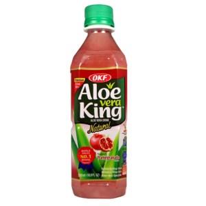 Aloe Vera drink Pomegranate - 500 ml gezond?