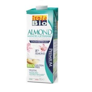 Amandel Melk Ongezoet gezond?