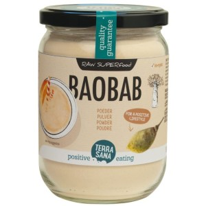 Baobab poeder Terrasana