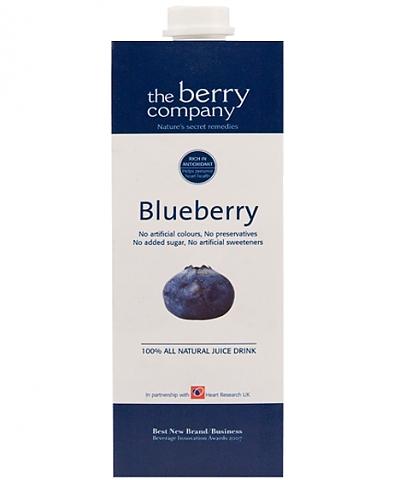 Blueberry - 1000 ml gezond?