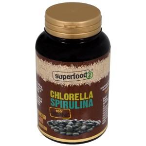 Chlorella Spirulina tabletten organic RAW Kopen Goedkoop