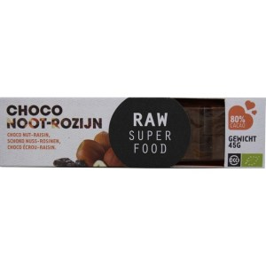 Chocolate Reep Noot-Rozijn
