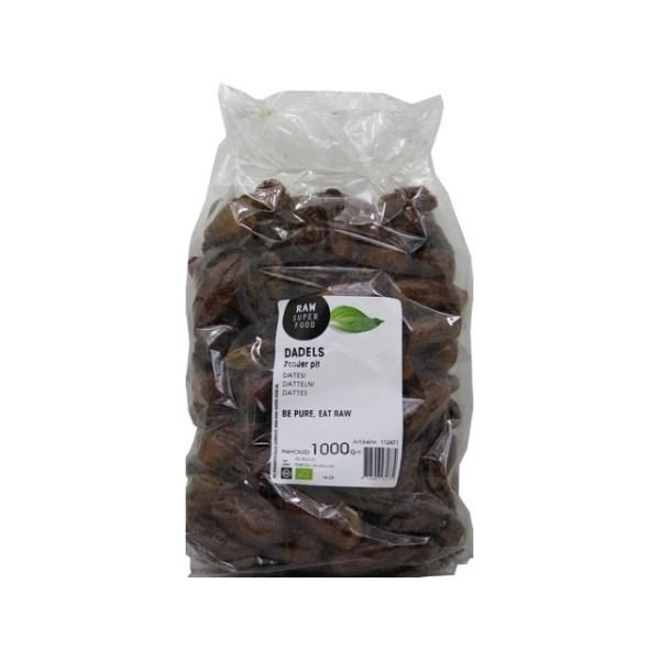 Dadels Pitloos Biologisch - 1000 gram