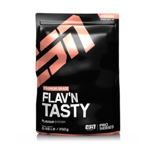 Flav n Tasty Flavour System - 250 gram - Raspberry Cream gezond?