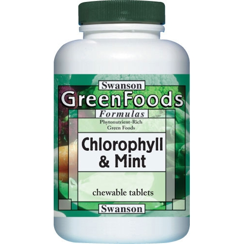 Greens Chlorophyll & Mint Kopen Goedkoop