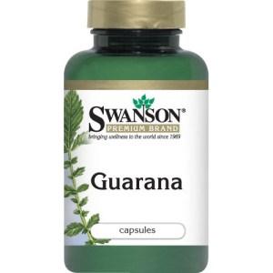 Guarana 500mg gezond?