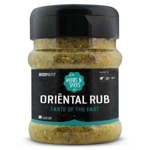 Herbs & Spices - 1 pot - Oriëntal Rub 100 gram