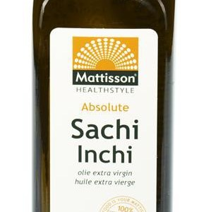 Mattisson HealthStyle Absolute Sacha Inchi Olie Extra Virgin Raw