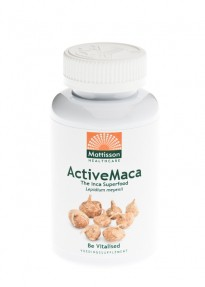 Mattisson HealthStyle Active Maca 750mg Capsules 90st gezond?
