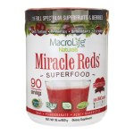 Miracle Reds - 90 servings gezond?
