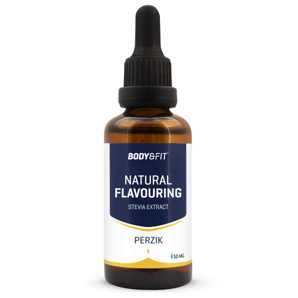 Natural Flavouring - 50 ml - Peach gezond?