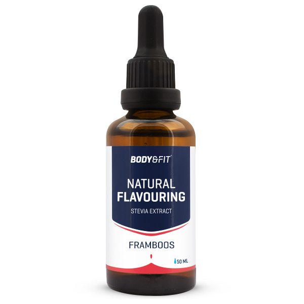 Natural Flavouring - 50 ml - Strawberry gezond?