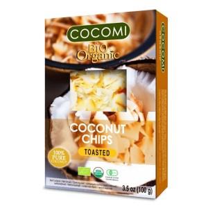 Organic Coconut Chips Toasted Kopen Goedkoop
