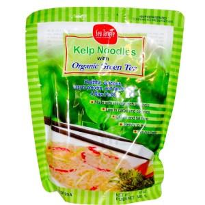 Organic Green Tea Kelp Noodles gezond?