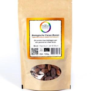 Original Superfoods Biologische Cacaobonen 100 Gram gezond?