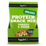 Protein Snack Mix Bio - 1 box - Tomato & Herbs gezond?