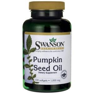 Pumpkin Seed Oil 1000mg gezond?
