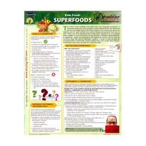 Quick Reference Superfoods Poster gezond?