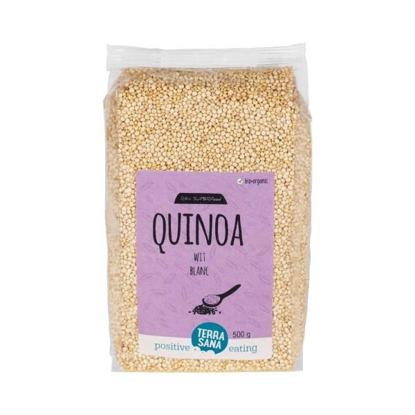 Quinoa - 500 gram quinoa zwart gezond?