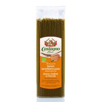Quinoa-Spaghetti