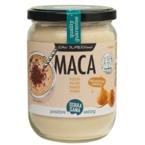 RAW MACA high energy poeder - 300 gram gezond?