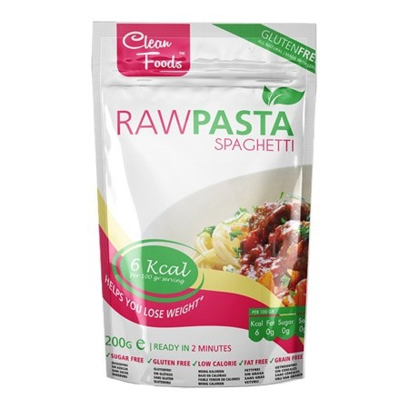 Rawpasta - 200 gram - Noodles gezond?