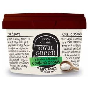 Royal Green Kokosolie - 250 ml gezond?