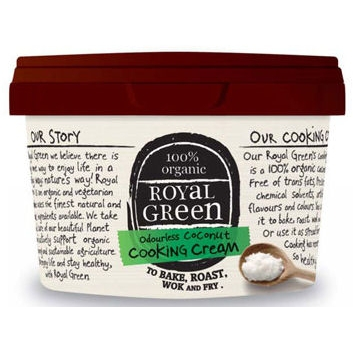 Royal Green Kokosolie - 500 ml gezond?