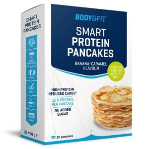 Smart Protein Pannenkoekenmix - 400 gram - banana caramel gezond?