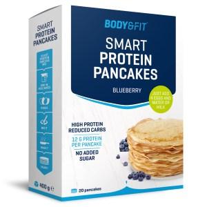 Smart Protein Pannenkoekenmix - 400 gram - blueberry gezond?