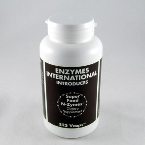 SuperFood Enzymes 325 V-Caps gezond?