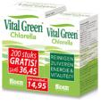 Vital Green Chlorella 600+200 Gratis Capsules gezond?