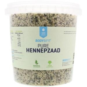 Pure Hennepzaden - 250 gram