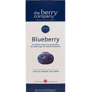 Blueberry - 330 ml