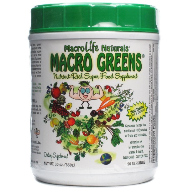 Macro Greens - 30 servings