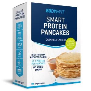 Smart Protein Pannenkoekenmix - 400 gram - sweet caramel