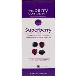 SuperBerry Purple - 330 ml